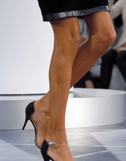 Chanel SS 13 shoe
