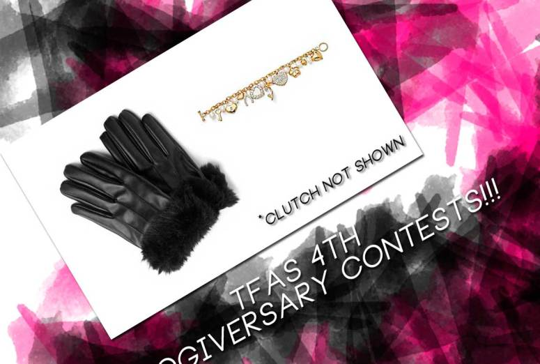TFAS 4th Blogiversary Contests