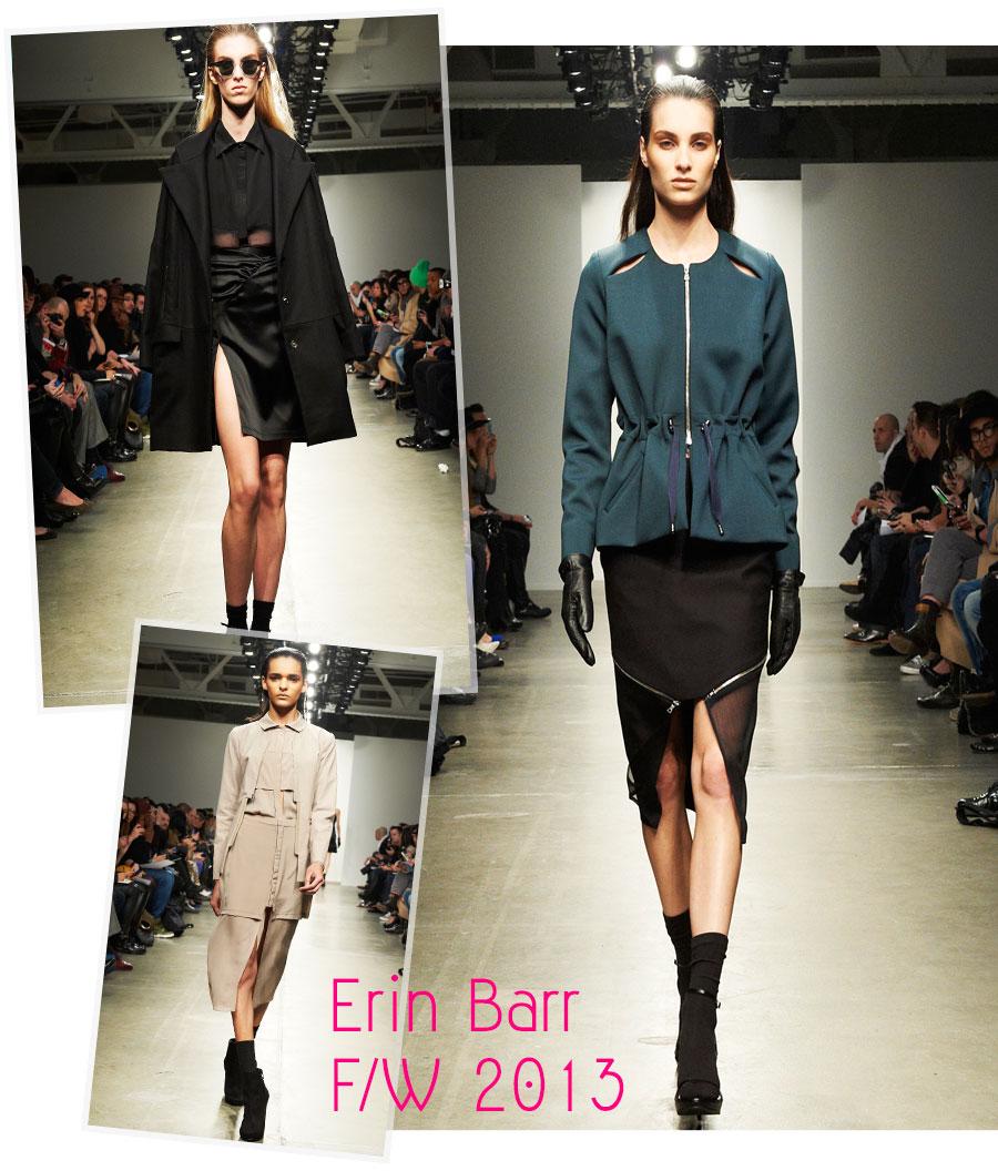 Erin Barr fw 2013
