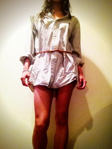 Amia bf button up