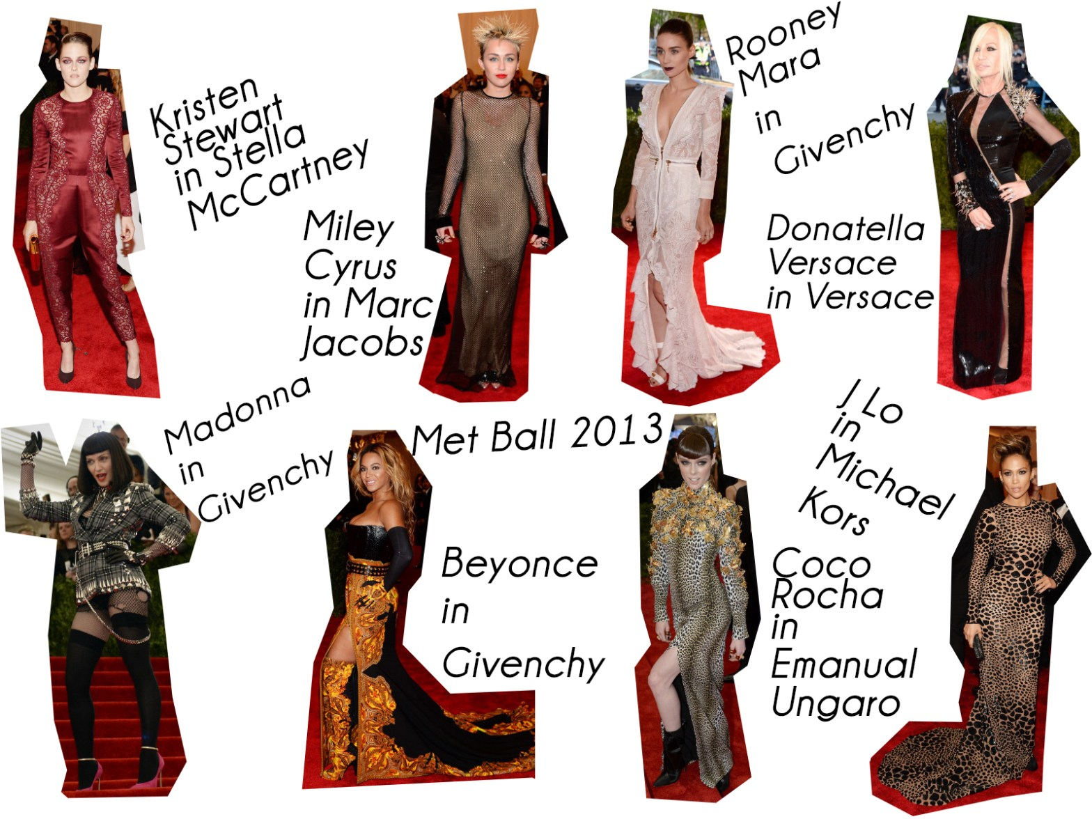 met gala 2013 best dressed