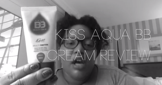 Kiss Aqua BB Cream