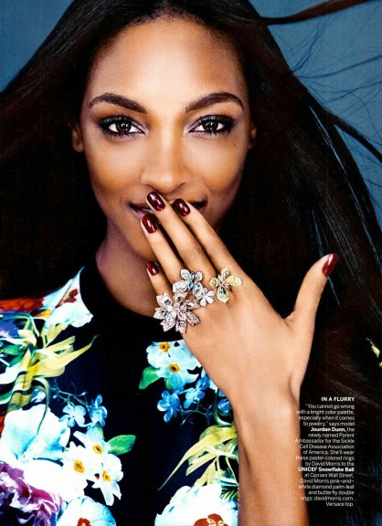 Jourdan Dunn, Vogue