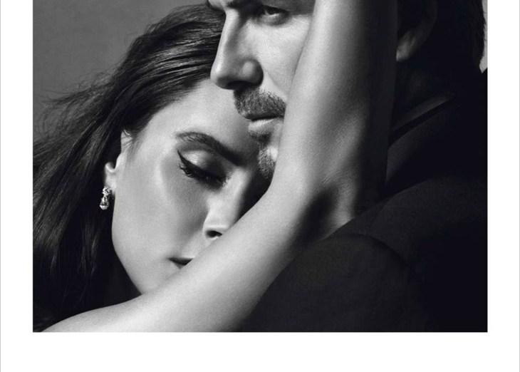 David and Victoria Becham in Vogue Paris