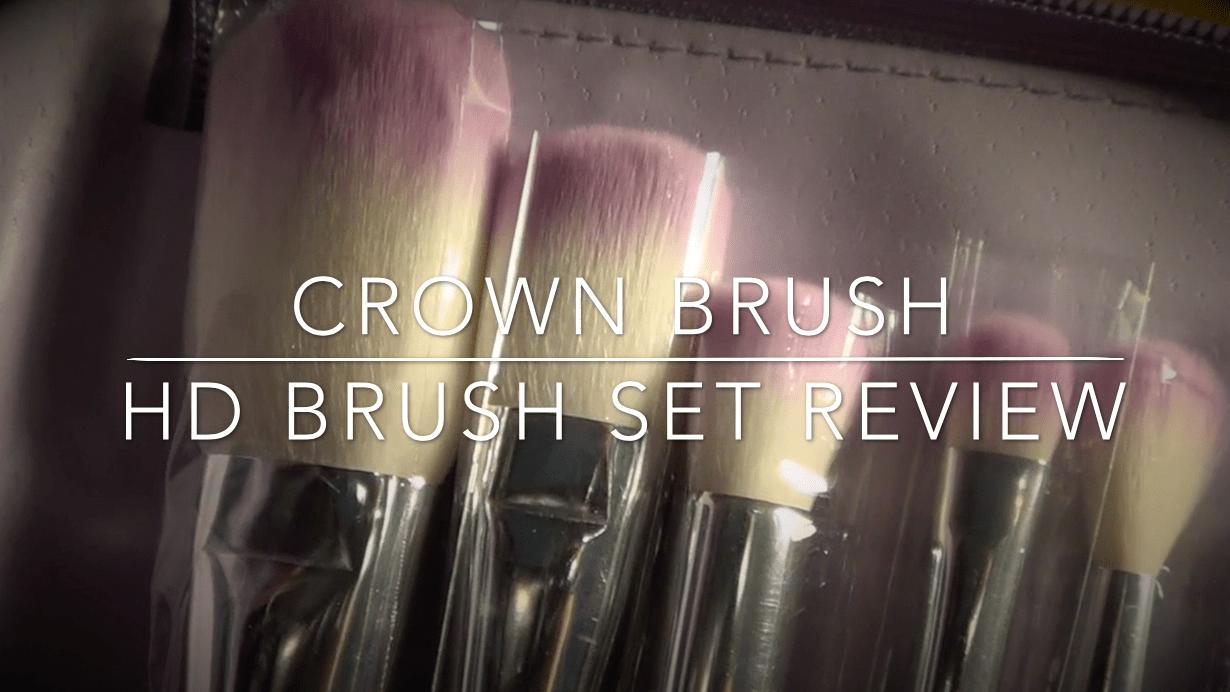 Crown Brush HD Brush Set
