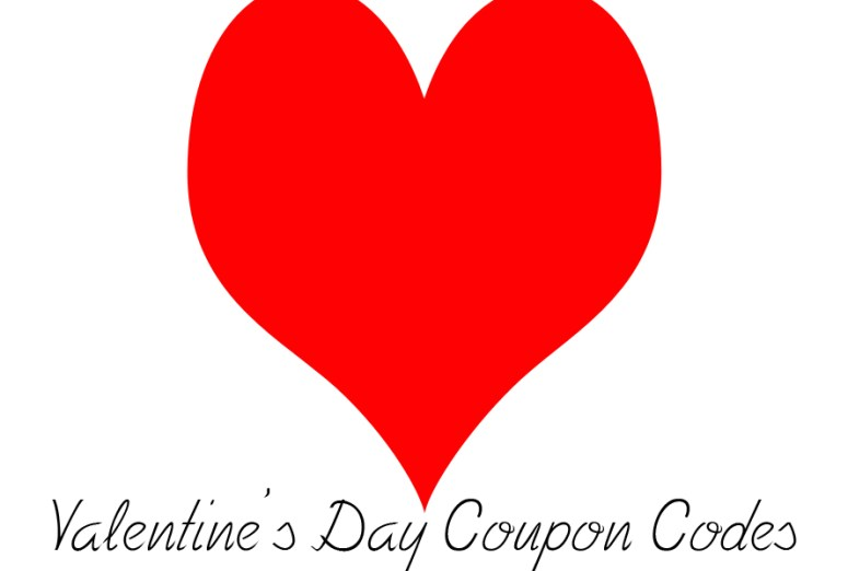 valentines day coupon codes