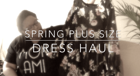 Plus Size Dress Haul