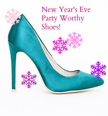 new year eve party shoes