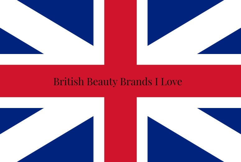 British Beauty Brands