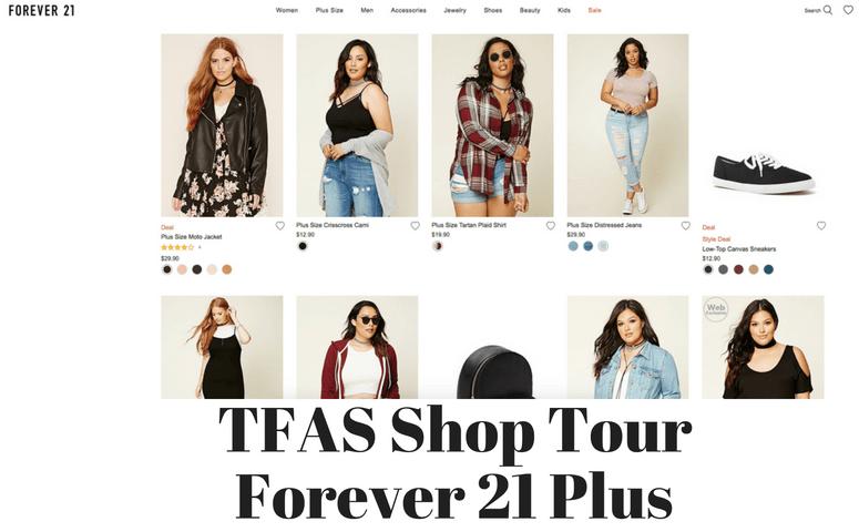 Forever 21 Plus