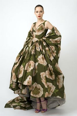 Zac Posen resort 2010