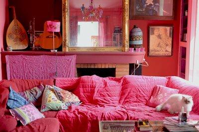 Marie Jo's Apartment in Nast