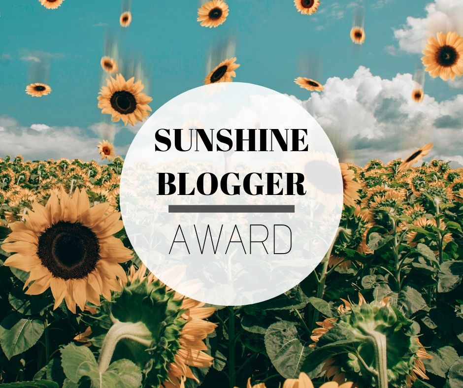Sunshine Blogger Award - The Fearless Foreigner