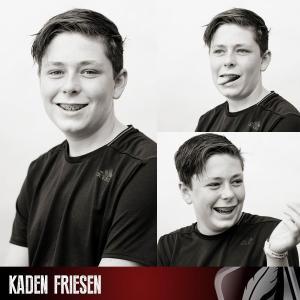 Kaden Friesen