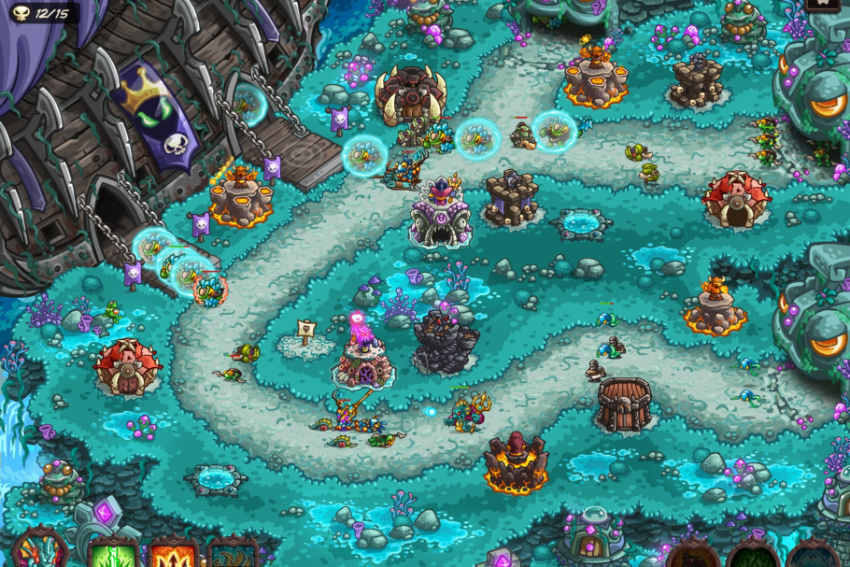 kingdom rush 3 - The Feather Online