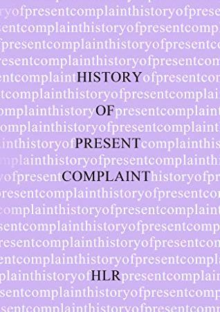 ARC review of History of Present Complaint by HLR