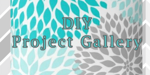 diy project gallery sign