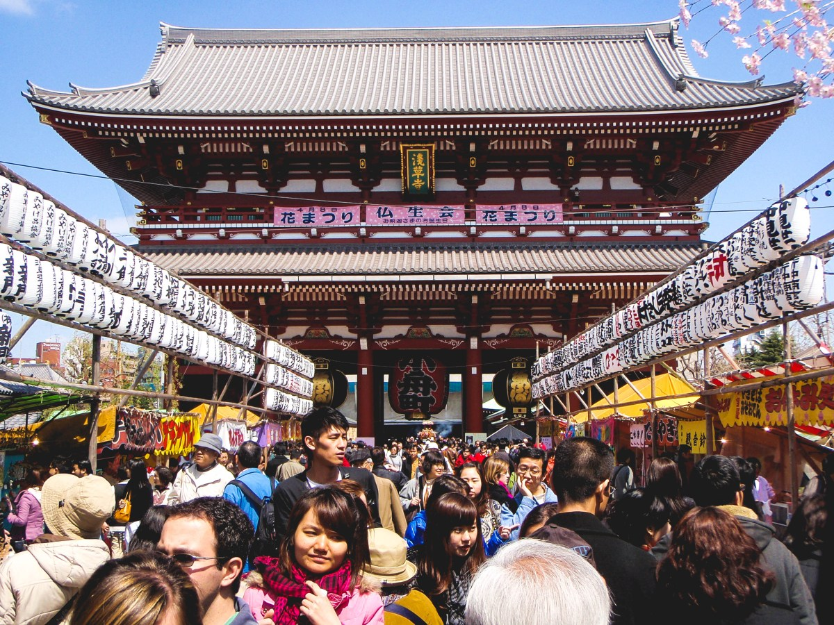 5 Awesome Things To Do When You Get To Tokyo