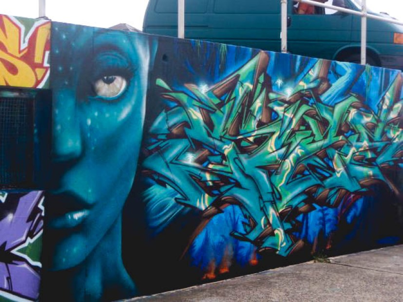 avatar graffiti