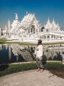 the Thailand checklist