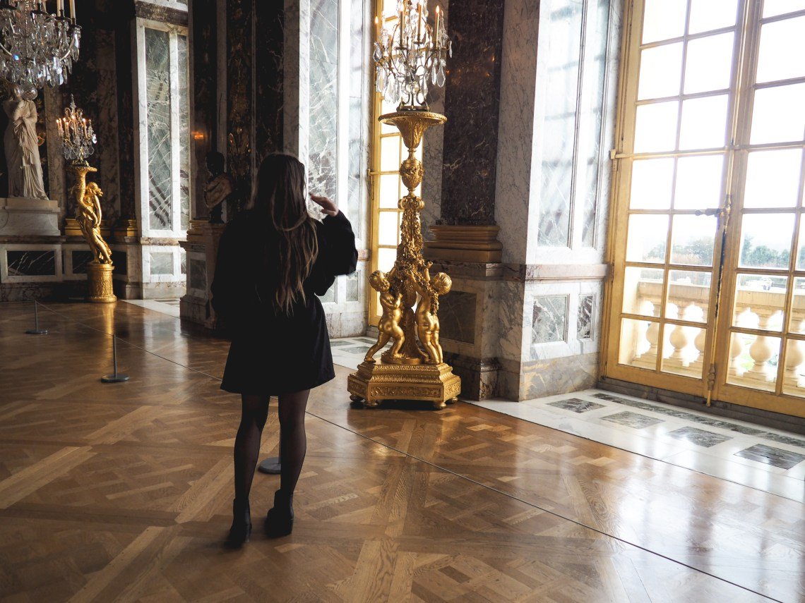 Valentine's Day At Chateau de Versailles