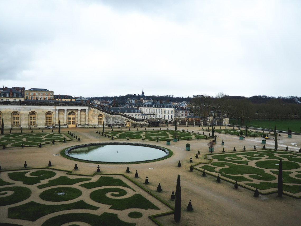 Valentines Day At Chateau de Versailles