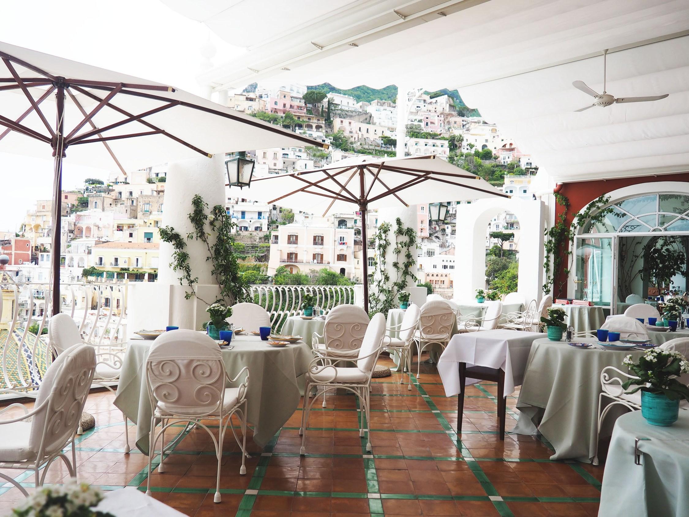 A Romantic Getaway To Positano