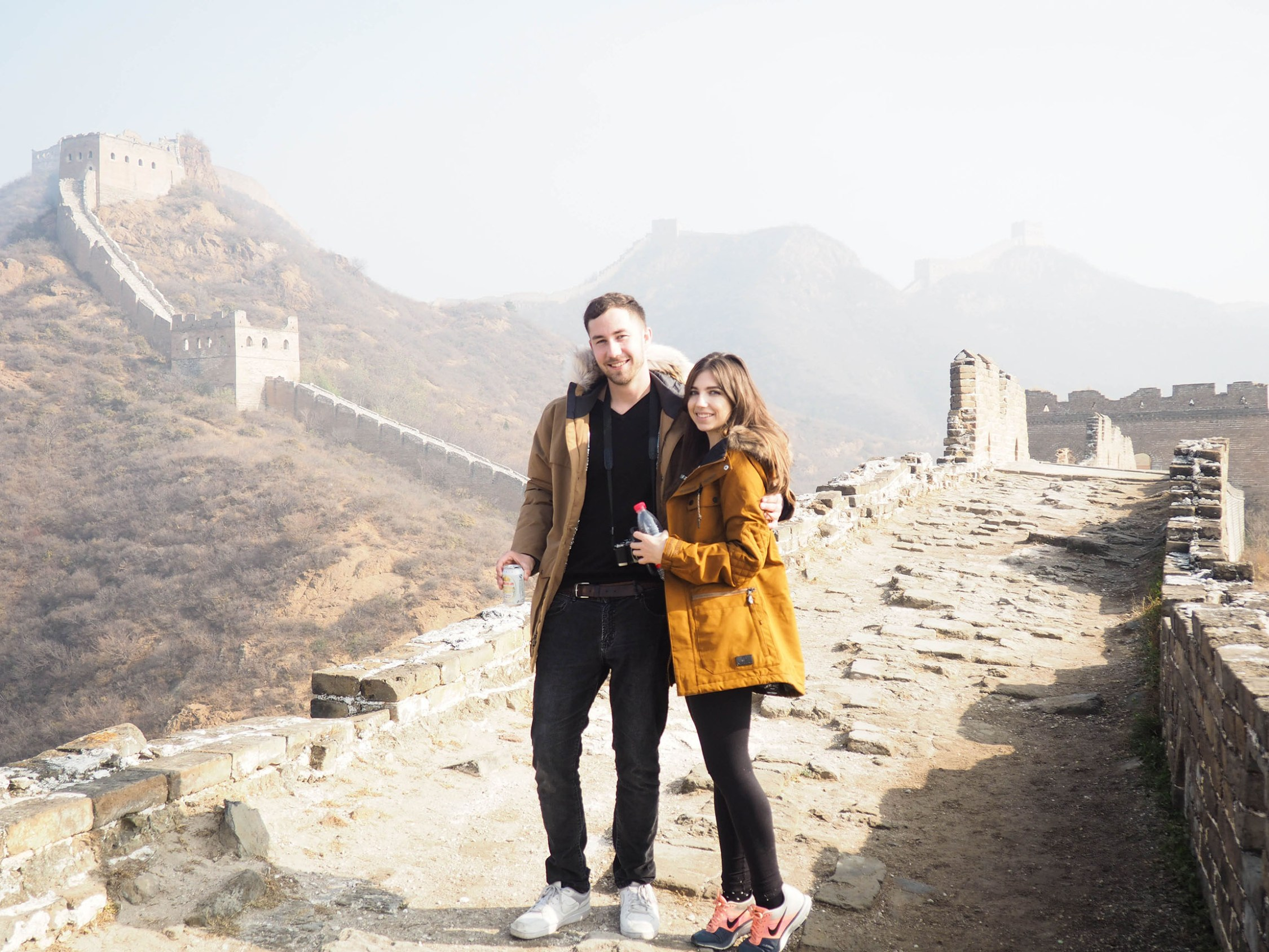 Great Wall Morning Hiking Tour In Jinshaling
