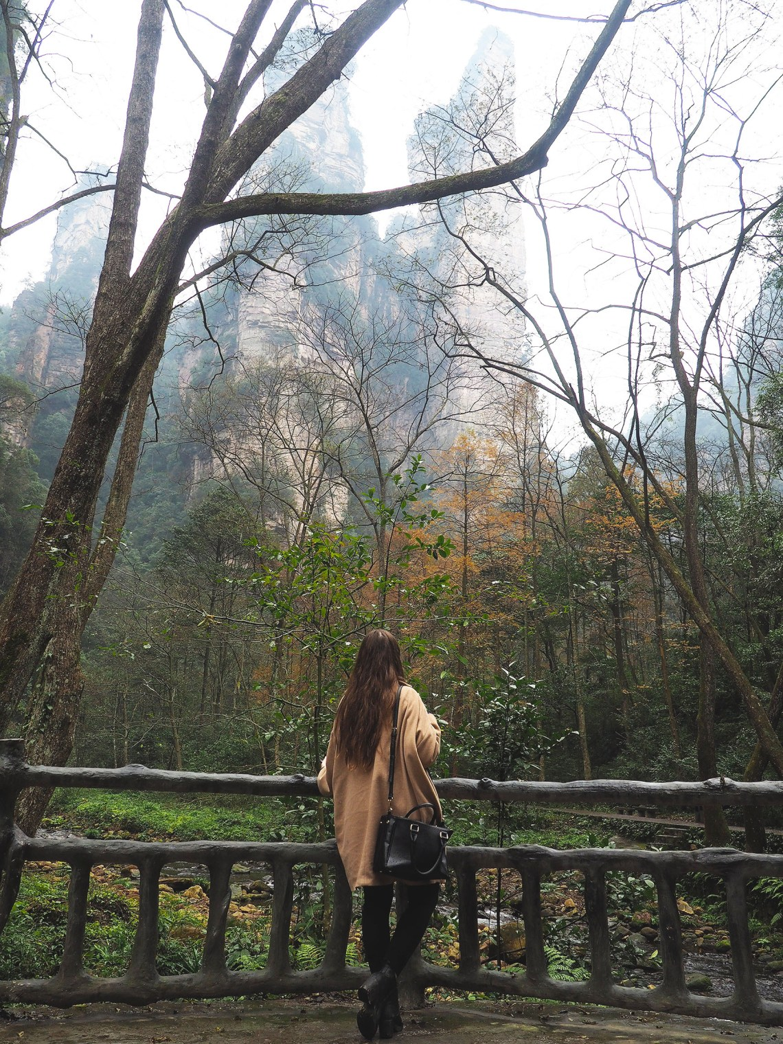 Exploring The Avatar Mountains In Zhangjiajie Part 1
