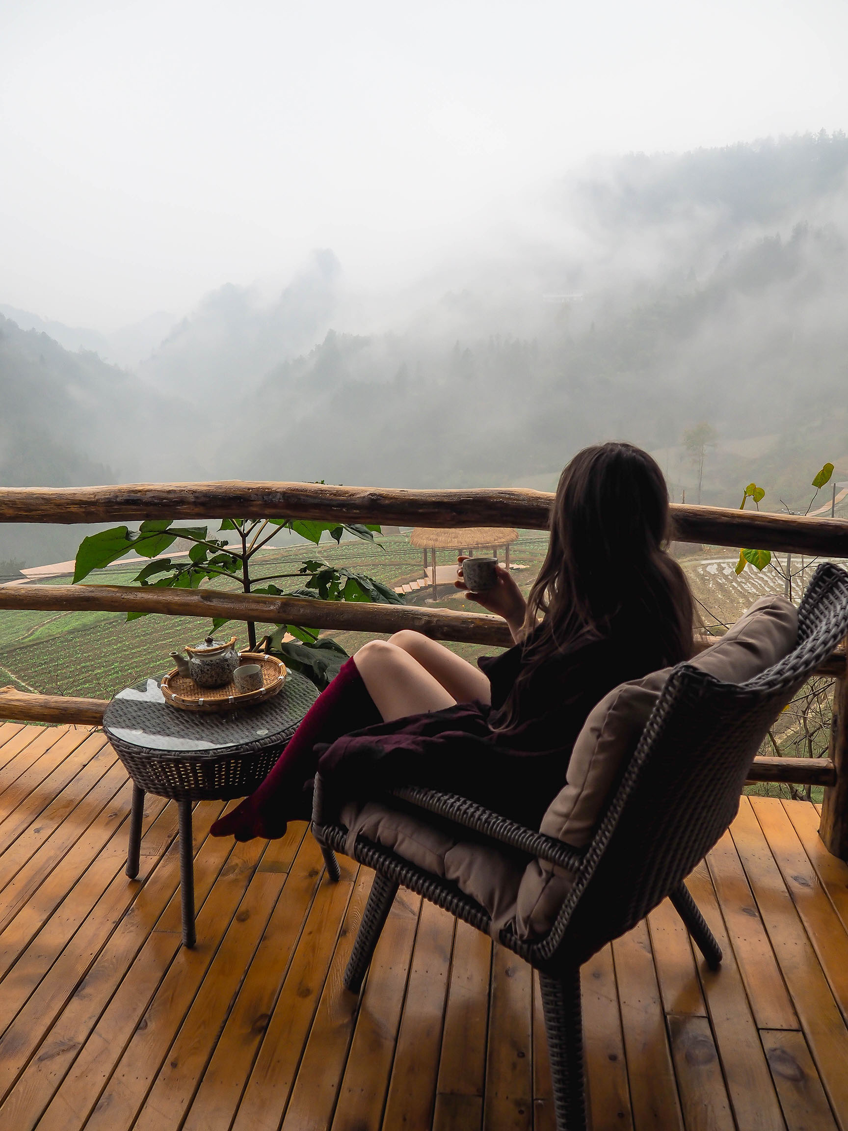 A Mountain Escape To No.5 Valley Resort In Zhanjiajie