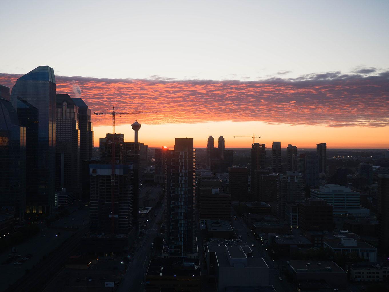 weekend in Calgary