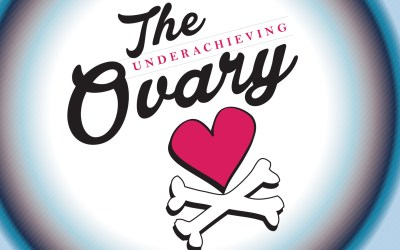 EP 89: An underachieving ovary, a heart shaped uterus and Endometriosis
