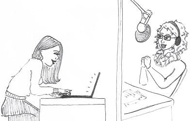 EP 120: Meet Christine aka Infertility_Illustrated on Instagram