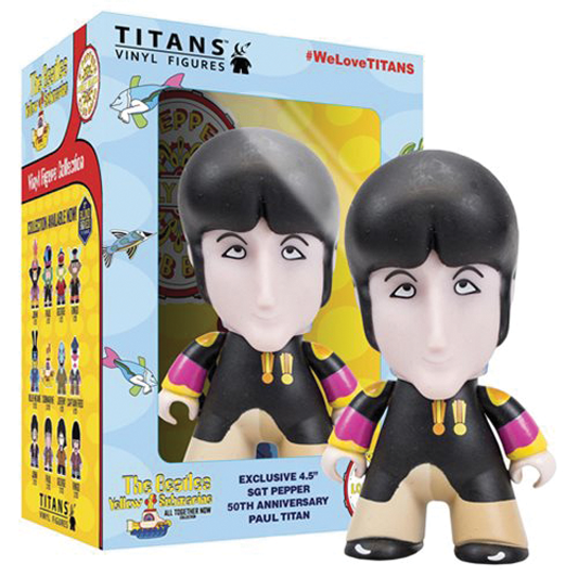 Image result for sgt pepper's titan dolls in boxes
