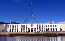 Like it or not, pollies at Parliament House might soon be working with 100 per cent renewables.