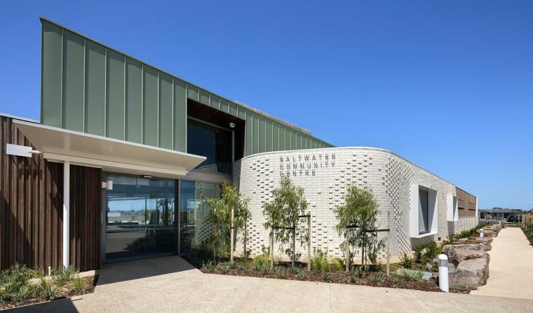 The Saltwater Community Centre. Image: Dianna Snape