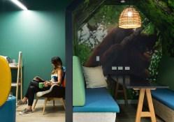 Australian Ethical HQ. Image: Trent Blackmore, AR2