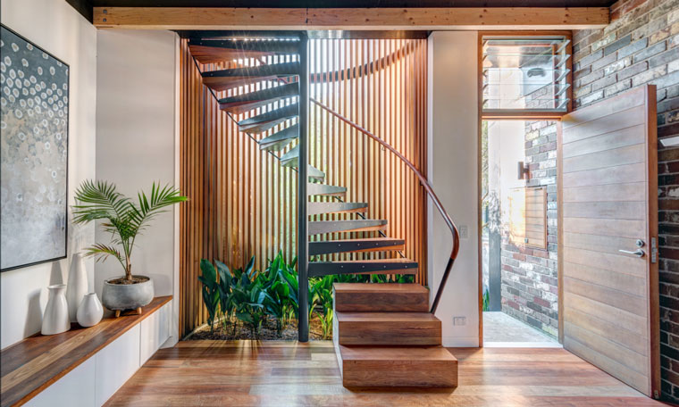 Sustainable healthy spaces celebrated at green interior awards alexandria residence by cplusc architectural workshop fandeluxe Choice Image