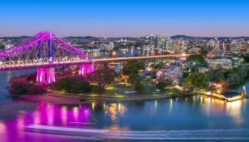 Brisbane city bridge