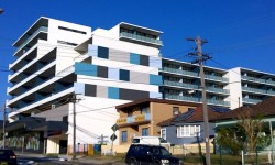 A new multi-residential building in Lakemba