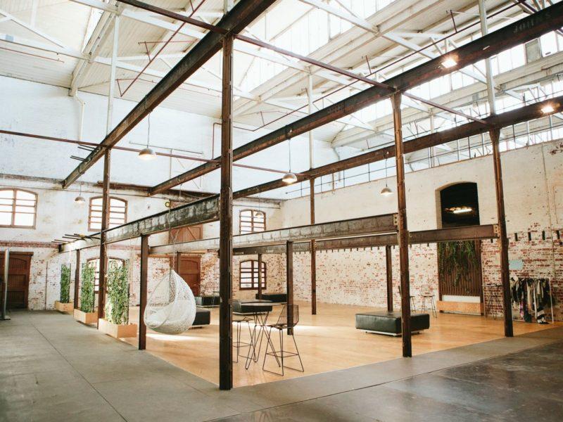 Younghusband interior, Melbourne