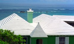 Painting roofs white could take the edge of extreme temperature events.