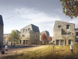 Goldsmith Street impression Norwich