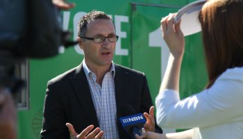 Senator Richard Di Natale Greens