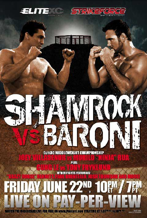 Strikeforce Shamrock vs. Baroni