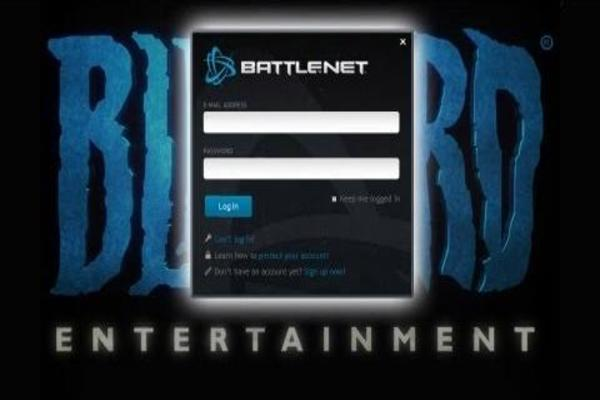 Battle.net Login