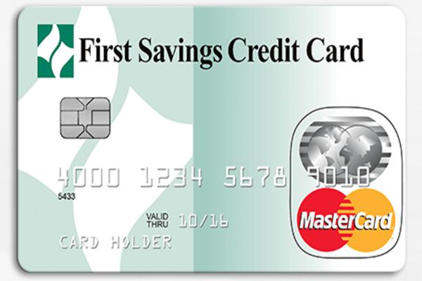 Savings Credit Card Login