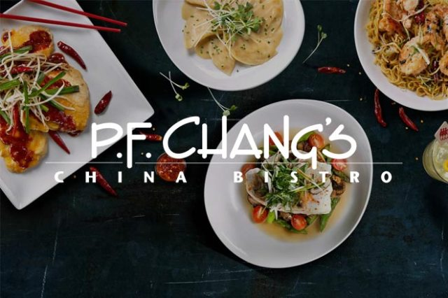 Fill P.F. Chang's