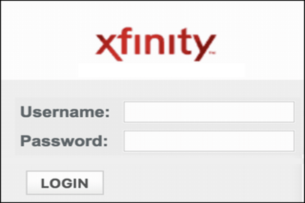Comcast Modem Login