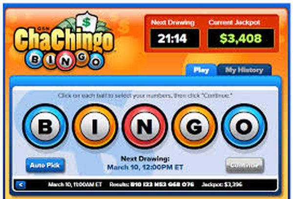 GSN ChaChingo Bingo Promotion